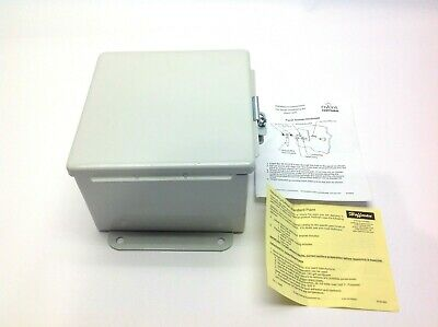 Hoffman A606ch Control Panel Enclosure Box