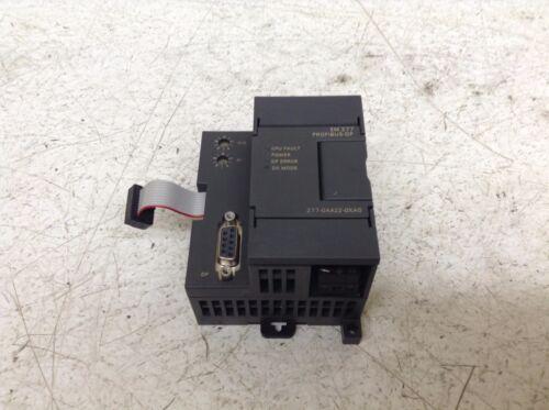 Siemens 6ES7 277-0AA22-0XA0 Profibus-DP 21-28 VDC EM277 6ES7277-0AA22-0XA0