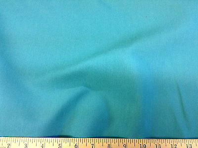 Discount-Fabric-Fine-Twill-Turquoise-TW03