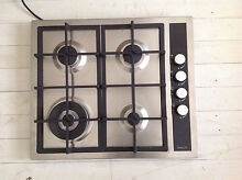 Kitchen appliances stove range hood sink tap Newport Pittwater Area Preview