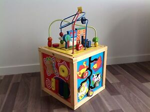 Toddler activity centre toy Cootharaba Noosa Area Preview