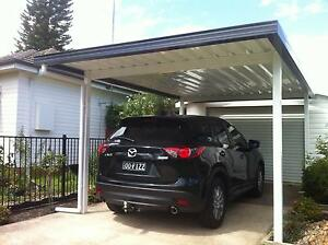 carport freestanding Eastwood Ryde Area Preview