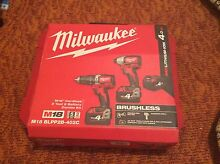 Milwaukee drill and driver set Sorell Sorell Area Preview