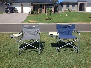 Camp chairs Sanctuary Point Shoalhaven Area Preview