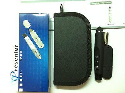 New Wireless Remote control USB PowerPoint PPT Presenter Flip Laser Pointer Pen