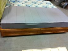 Single bed bases with underneath drawer storage - 2 available Croydon Burwood Area Preview