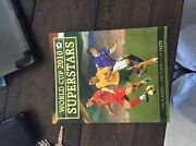 Soccer Fifa World Cup 2010 football superstars soccer memorabilia book Highbury Tea Tree Gully Area Preview