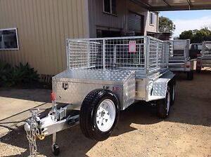 Tandem Trailer 8x5 , 10x5 Taree Greater Taree Area Preview