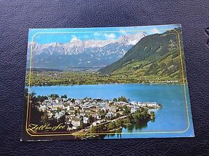 POSTCARD: BERGSTADT ZELL AM SEE: USED: POSTED