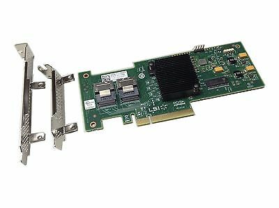 UNRAID IT Mode LSI 9210-8i SAS SATA 8-port PCI-E 6Gb/s Controller Card FREENAS