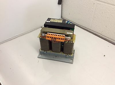 Wohrle DC Transformer, # NG1 402412, 400V to 24 VDC, Used, WARRANTY