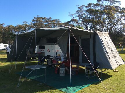Cub Campervan- camper trailer  Bangalee Nowra-Bomaderry Preview