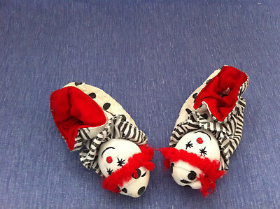 Kids 2  Infant Cloth Clown shoes  - Kids Clown Shoes