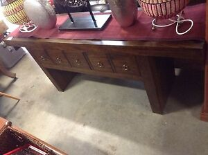 Hall Table Extremely Solid Port Kennedy Rockingham Area Preview