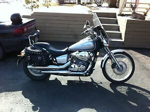 2008 750cc honda shadow spirit