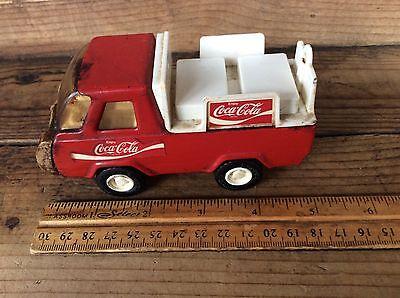 Vintage Buddy - L Metal Coca Cola Delivery Truck