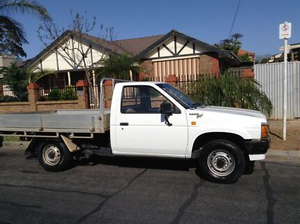 1992 Nissan Navara Other Prospect Prospect Area Preview