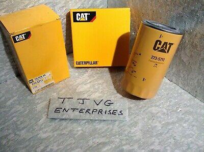 New Genuine Cat Caterpillar 273-5711 Crankcase Breather Filter