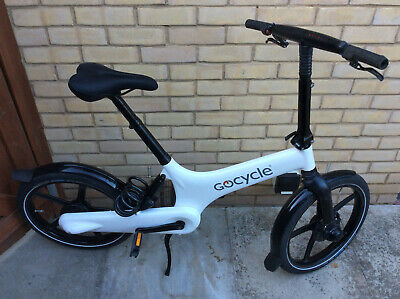 Gocycle G2 Portable Electric Folding E Bike - Worldwide Shipping