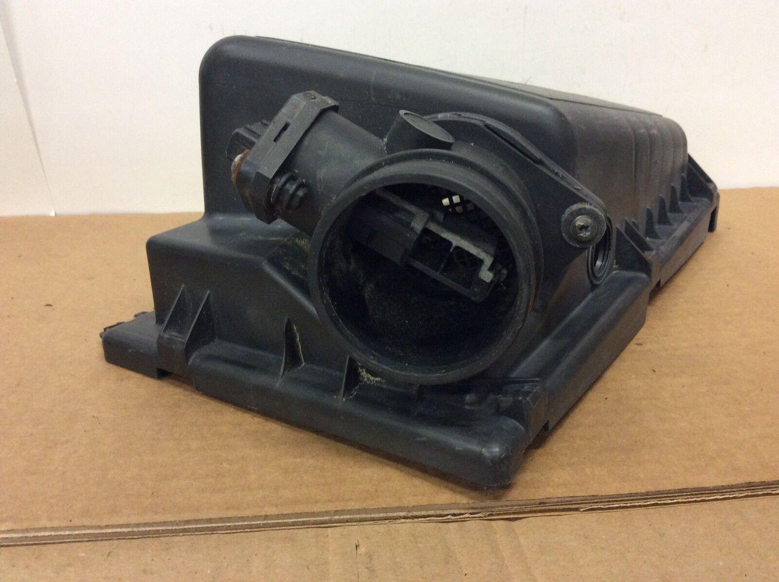 1998 2000 volvo s191970 v191970 oem air cleaner filter assembly mass air flow sensor 9434297