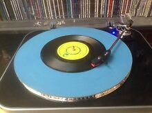 SLEEK VINYL RECORD PLAYER 33 45 78 RPM Athelstone Campbelltown Area Preview
