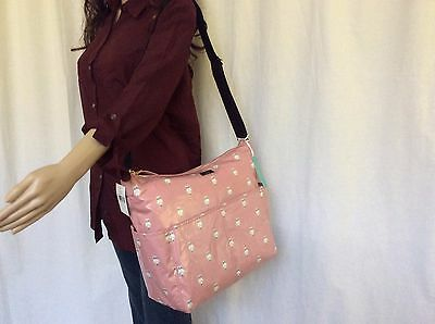 NWT Christmas Gift Kate Spade Owl Daycation Serena BABY Bag Diaper Mom Tote