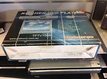 Panasonic TFTV100A kitchen DVD player #03803 Midland Swan Area Preview