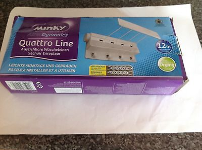 minky airer dynamic quattro line