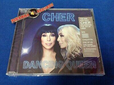 Cher Dancing Queen NEW Pop CD SEALED ABBA Mamma Mia! 2018 Piranha Records