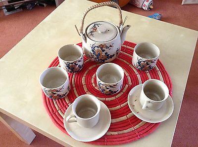 Vintage 9 piece Vintage China Tea set