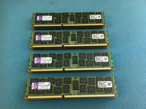 Kingston 128GB(16 x 8GB) KTH-PL313K3/24G PC3-10600 DDR3 ECC Registered RAM R303