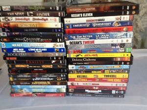 Assorted DVD's for sale