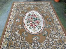 Brown Bohemian Rug $65 Forest Hill Whitehorse Area Preview