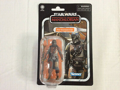 """Kenner Star Wars Vintage Collection The Mandalorian 3.75"""" Action Figure New"""