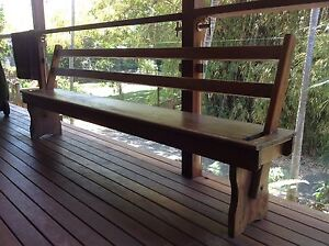 Church Pew Wooloowin Brisbane North East Preview