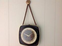 Franz Hermle & Sons German Vintage Wall Clock