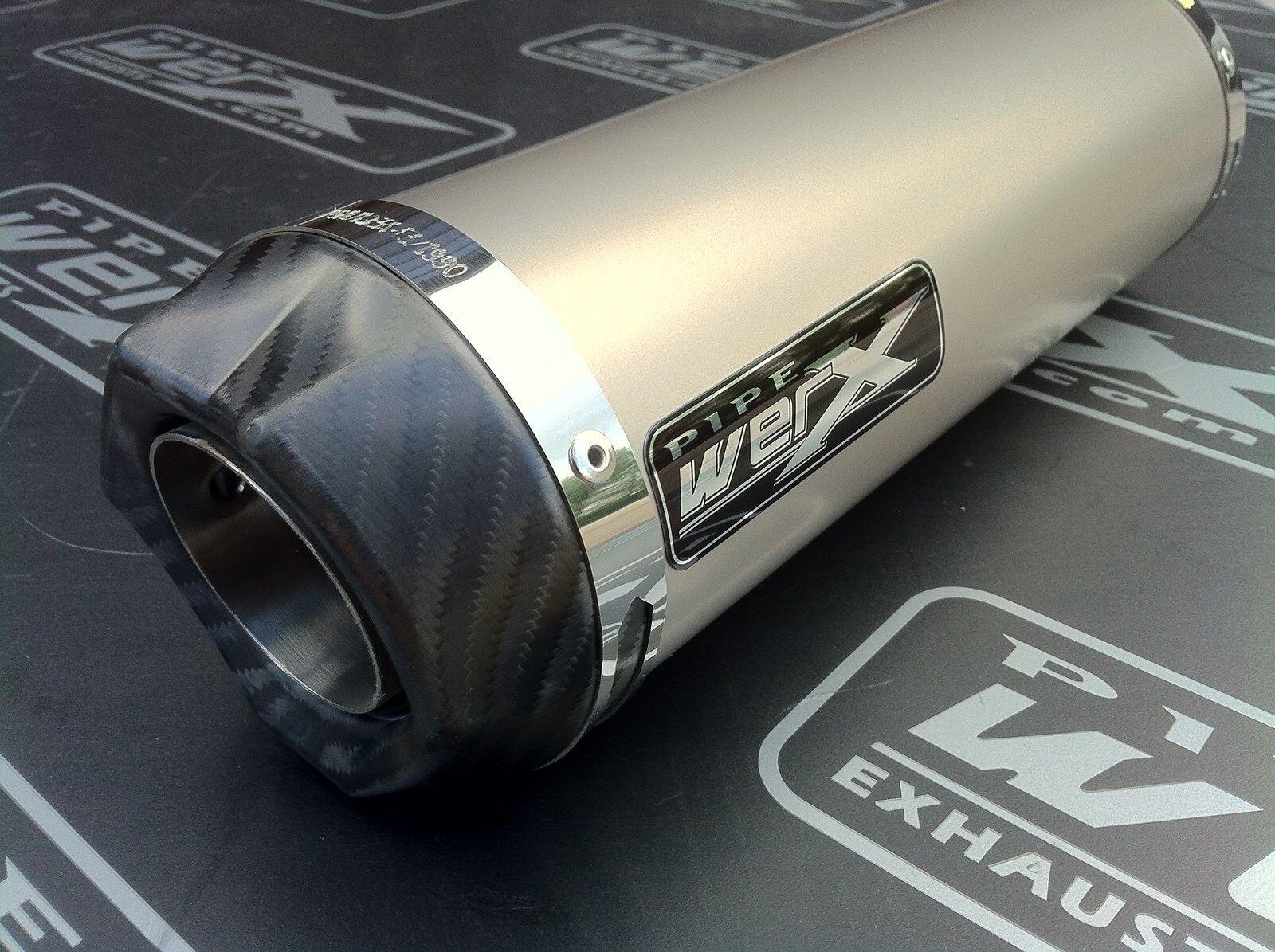 1998-2001 Yamaha YZF R1 Carbon GP Exhaust