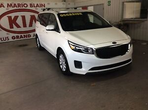 2017 Kia Sedona LX+ AUCUN ACCIDENT CAMERA DE RECUL BLUTOOTH