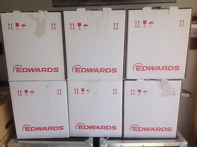 Edwards Ext255h 24v Vacuum Turbomolecular Pump