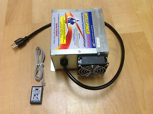 NEW PROGRESSIVE DYNAMICS 45 AMP RV POWER CONVERTER CHARGER PD9245