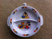 Vintage Mickey Mouse Dishes