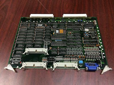 Mazak Mitsubishi PC Board, # BN624A645G51, FX52C, Rev. E, Used, WARRANTY