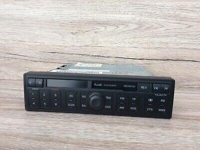 Gebruikt, Audi TT  concert cassette player with code excellent condition  tweedehands  verschepen naar Netherlands