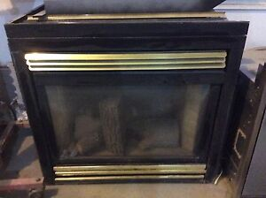 Fireplace, electric built in wall oven and gas cooktop for sale