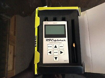 Rf Explorer Handheld Spectrum Analyzer Ism Combo