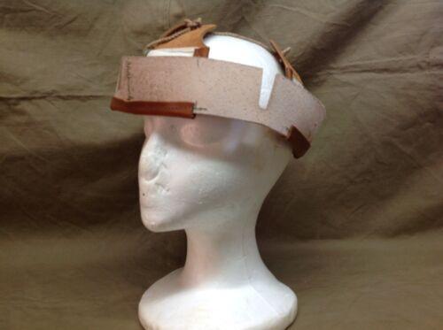 Japanese ww2 helmet leather linner