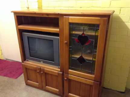 TV cabinet - old style