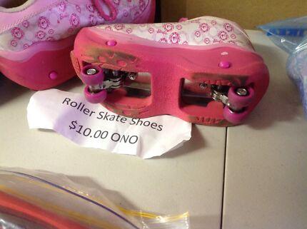 Roller Skate Shoes Size 1 Aberfoyle Park Morphett Vale Area Preview