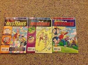Mystery Comics