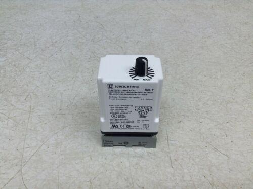 Square D 9050 JCK11V14 Electrical Timing Relay 24 V 0.1-10 S 9050JCK11V14 (TSC)
